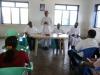 Lehrerversammlung zu Beginn des neuen Schuljahres