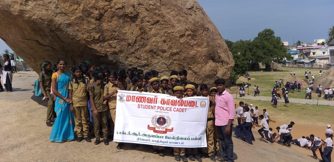 Ausflug nach Mahabalipuram