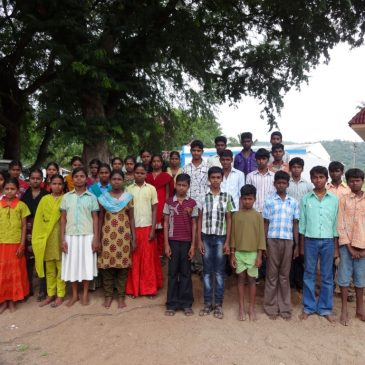 Jahresbericht aus Makkampayalam 2014