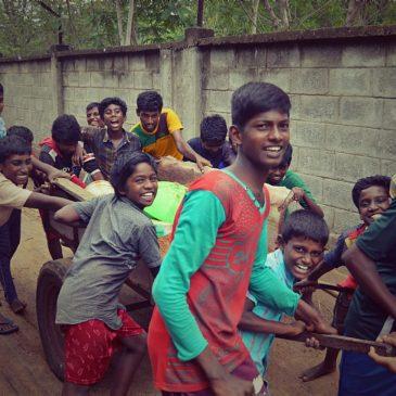 Impressionen aus dem Kinderwohnheim in Neerpair