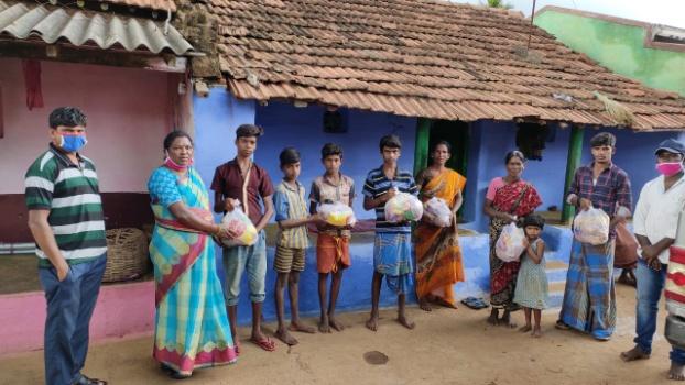 Indische Projektpartner sind dankbar für COVID-19 Soforthilfen