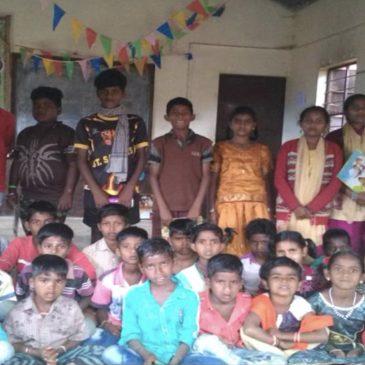 Jahresbericht der Abendschule in Kodaikanal (2020)