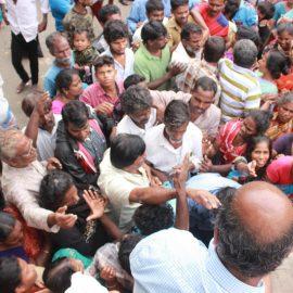 Bildergalerien zur Flutkatastrophe in Chennai